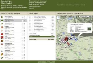Geomercato page